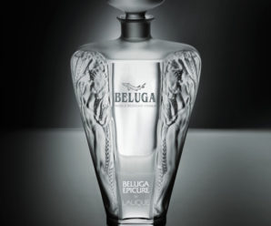 Vodka Beluga Epicure by Lalique