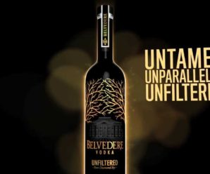 Foto Vodka Belvedere Intense Unfiltered 80