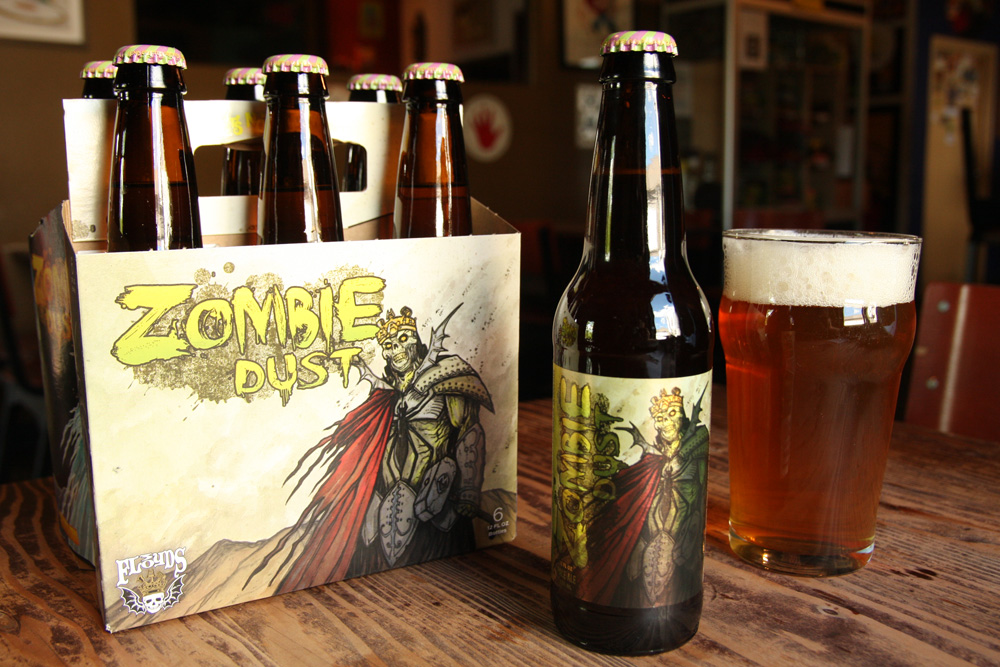 Pack cervezas Zombie Dust